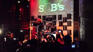 KRS ONE of BDP - Entrance Live at SOBs