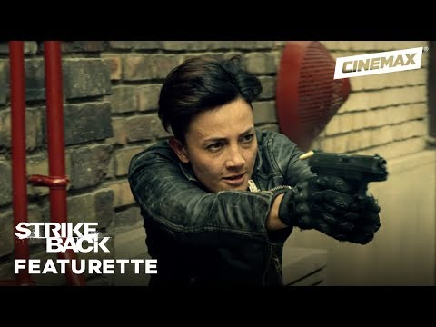 Strike Back Season 5 Featurette 'New Tactics'