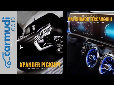 Kok Ada Xpander Pickup?   Mobil Mungil Tercanggih Siap Datang ke Indonesia
