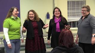 Women of note deliver songs this Valentine's Day