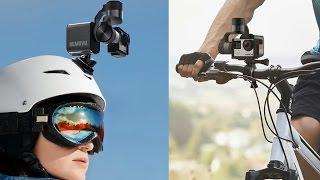 Первый в мире водонепроницаемый Steadicam для GoPro