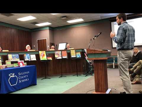 Video: Rodney Padgett speaks against closing Innovation Academy