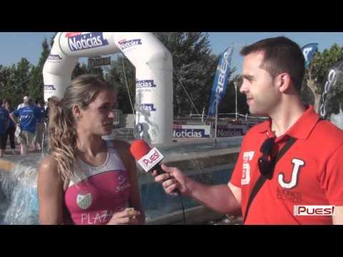 Video-reportaje del triatlón Reto del Ebro