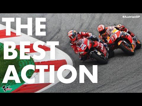MotoGP 第11戦オーストリア ハイライト動画