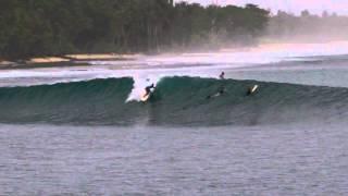 A Santalusia Surf Charter 2013 Mentawai Indonesia