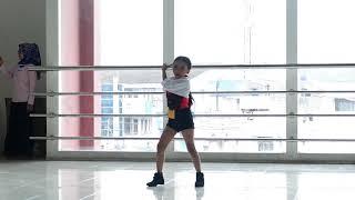 Solo Dance Cover Performance By Mikayla 7yo