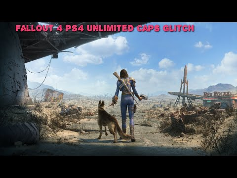 Fallout 4 unlimited caps free weapons free Armor free other thinks urdu hindi PS 4 Glitch
