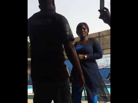 Video: Slay Queen arrested for stealing man's wristwatches worth $2,400.