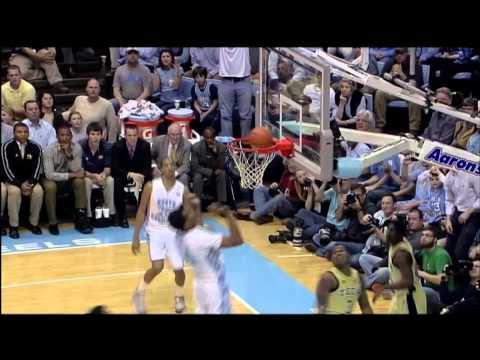 Video: 2012-2013 UNC Basketball Highlights