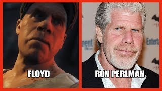 Characters and Voice Actors - Call of Duty: Black Ops - Zombies