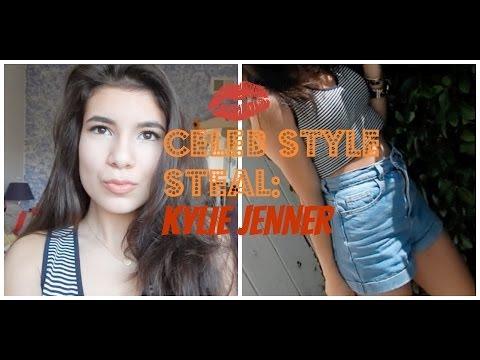 CELEB STYLE STEAL: kylie jenner