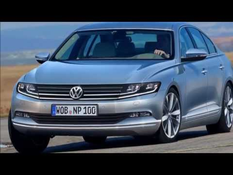 PREVIEW New 2016 Volkswagen CC 2