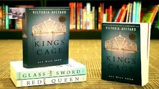 Kings Cage (Red Queen #3) by Victoria Aveyard Audiobook Full 1/2