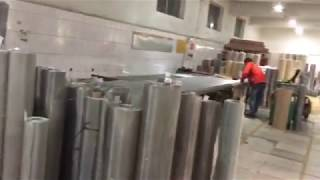Wire Mesh Manufacturing Process