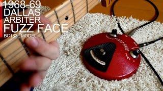 (cover) Jimi Hendrix : Hey Joe / 1968-69 Vintage Fuzz Face BC183L Sound Demo by fuzzfaceexp