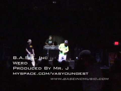 B.A.S.E. Inc - Werd (Live @ Homegrown Hip Hop Pt. 3)