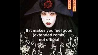 Donna Summer - If It Makes You Feel Good (extended Remix) -not official-