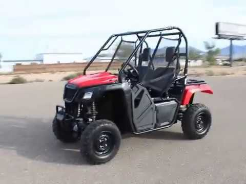 2016 Honda Pioneer 500 in Kingman, Arizona