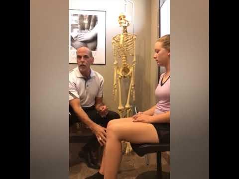 Dolore nel tallone gamba posteriore inferiore