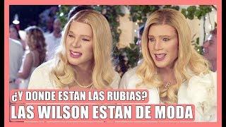 Las Hermanas Wilson Se Preparan Para El Desfile   ¿Y DONDE ESTÁN LAS RUBIAS?
