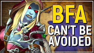 WHY FIGHT?! Battle for Azeroth: The Real Reason Why It 'MUST' Happen - Explained