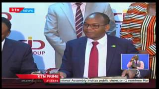 KTN Business: Equity bank Tanzania sprouts it tentacles to Africa's tourism hub Zanzibar, 5/10/16