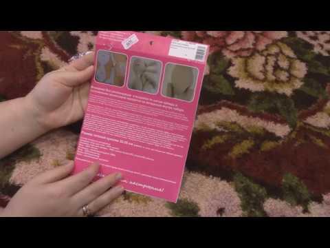 """Обзор набора для шитья от фирмы """"Сама сшила""""\Текстильная кукла\"""