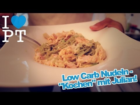Low Carb Nudeln -