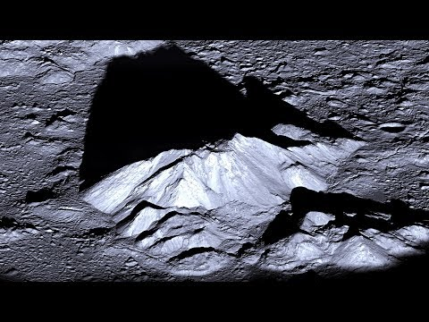Where is the Tallest Mountain in Our Solar System?