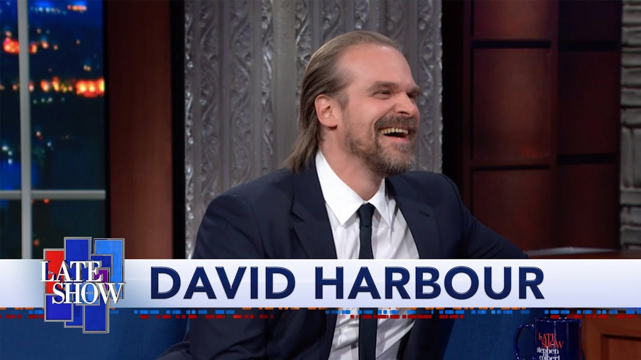 David Harbour Didn't Think 'Stranger Things' Was Going To Be A Hit thumbnail