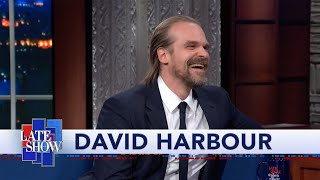 David Harbour Didn't Think 'Stranger Things' Was Going To Be A Hit
