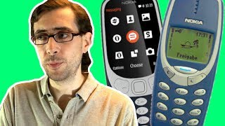 Ditching my smartphone: Nokia 3310 (old vs new)