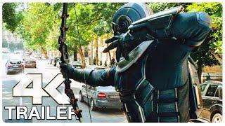 BLACK WIDOW : 9 Minute Trailers (4K ULTRA HD) NEW 2021