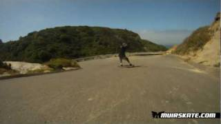 Longboarding on Cinco De Mayo Con Sus Amigos De MuirSkate