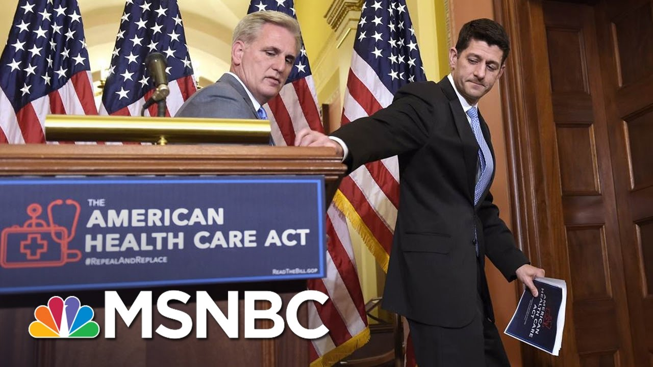 Conservatives Rally Around Health Care Bill, But Vote Delayed | Morning Joe | MSNBC thumbnail
