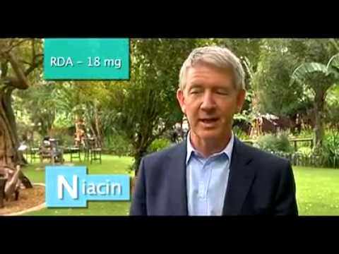 Video The health benefits of Niacin
