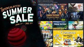 Steam Summer Sale [2018]