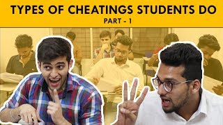 Types of Cheating Students use in Exam - Part 1   Funchod   Funcho Entertainment   FC