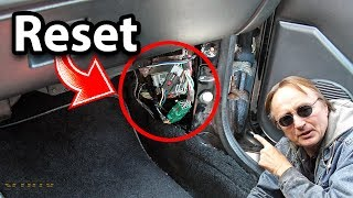 How to Reset Your Car's Computer, Old School Scotty Kilmer