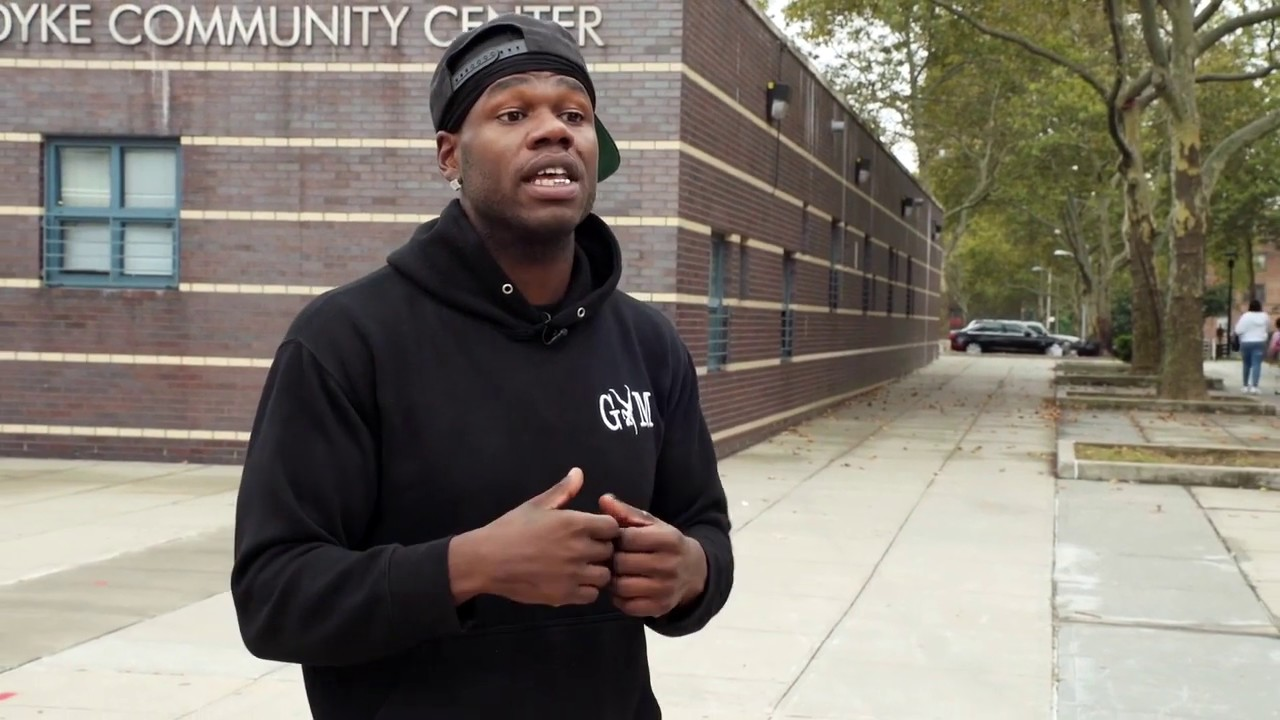 Meet Gym Star and Support His Mission to #CleanUpBrownsville