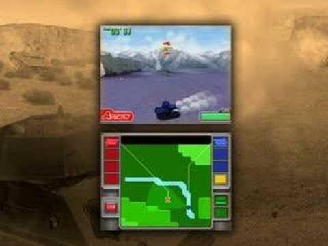 Tank Beat Nintendo DS
