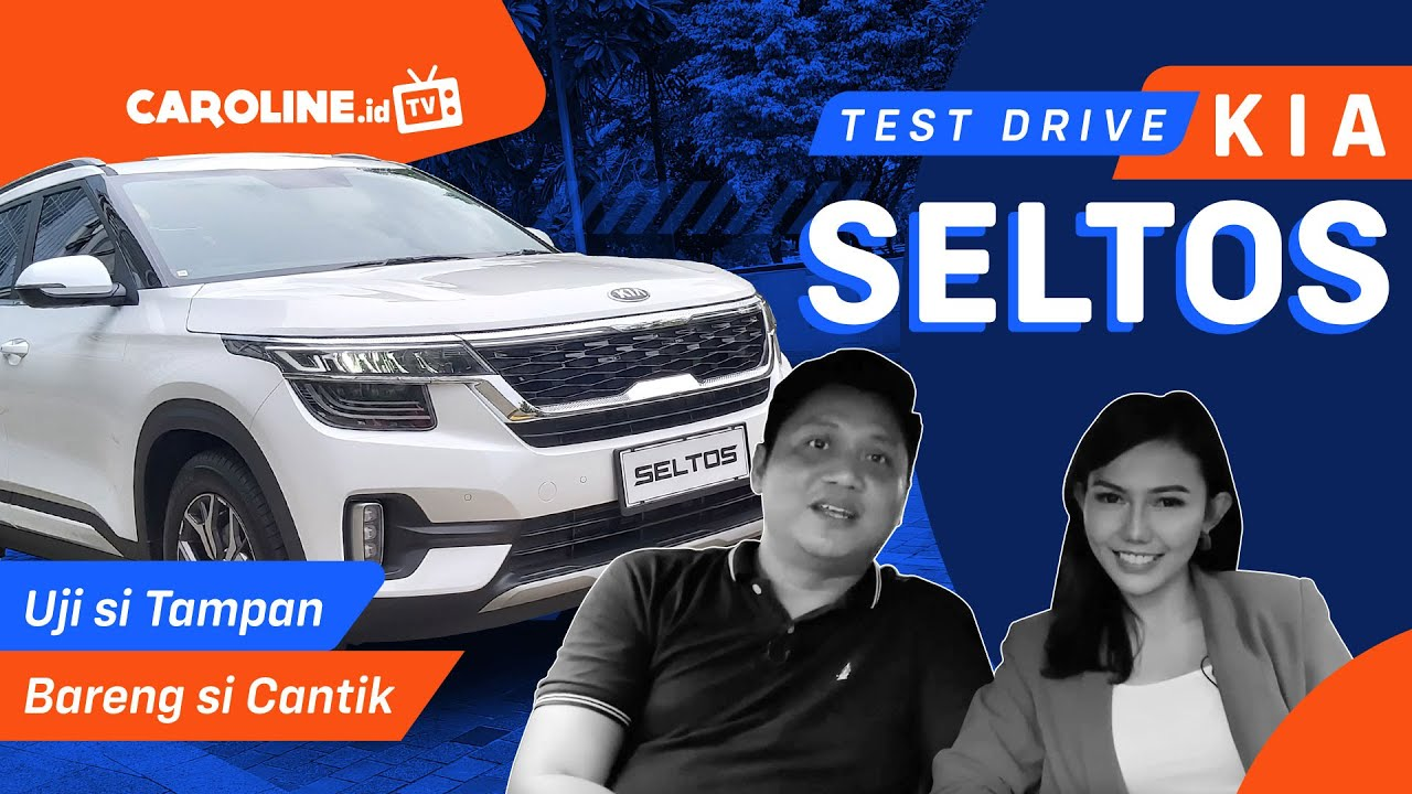 Review KIA Seltos Indonesia 2020 (Test Drive) - Caroline TV