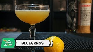 Bluegrass Cocktail Recipe | Bourbon Drinks