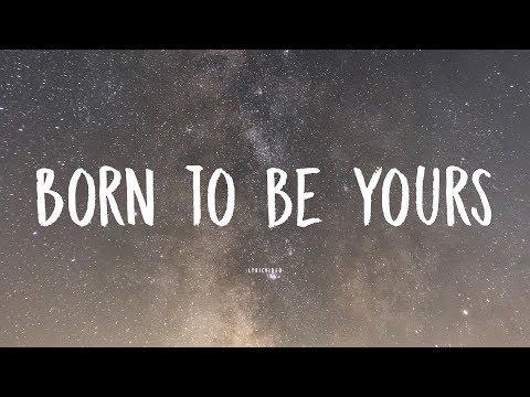 Kygo & Imagine Dragons - Born to be Yours (Lyric/Lyrics Video)