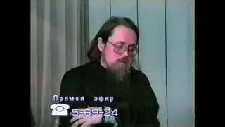 Разговор православного (о.Андрей Кураев) с протестантами г.Армавир