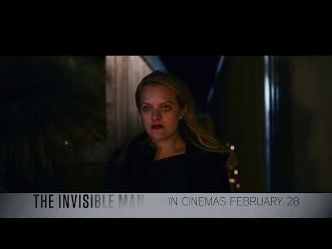 The Invisible Man (TV Spot 'Fight Back')