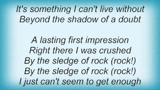 Dream Evil - The Sledge Lyrics