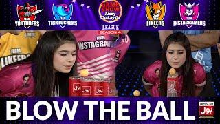 Blow The Ball   Game Show Aisay Chalay Ga League Season 4   Danish Taimoor Show   TikTok
