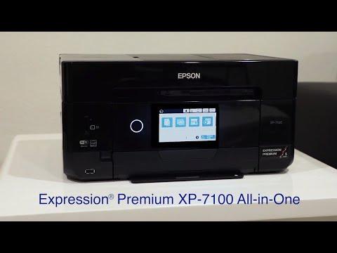 Expression Premium XP-7100 Small-in-One Printer | Inkjet | Printers