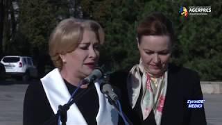 Viorica Dancila - Maraton de gafe, premierul Romaniei